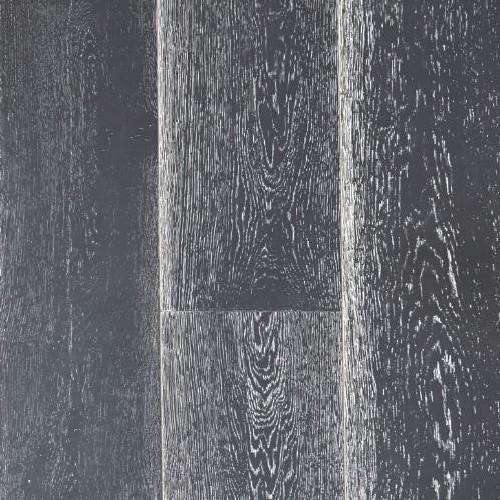 Tarima tricapa Real Wood Blanco y Negro