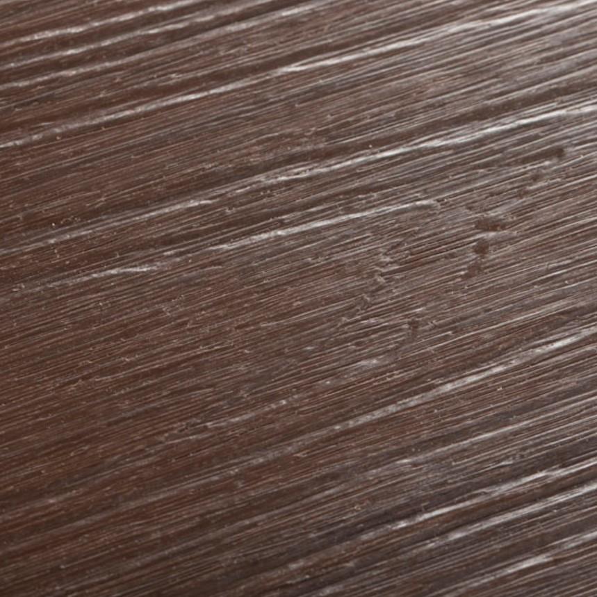 Tarima tecnológica encapsulada, color chocolate, antideslizante.