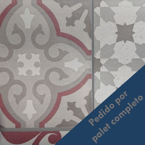 Revestimiento suelo y pared apto para baños Sensa Ceramic modelo Monte