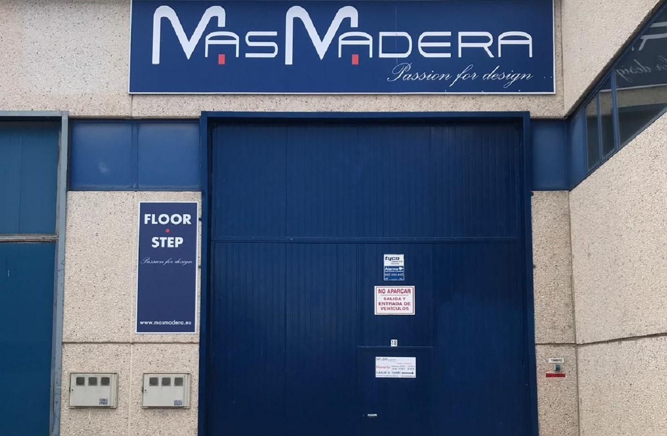 Fachada Más Madera Valladolid