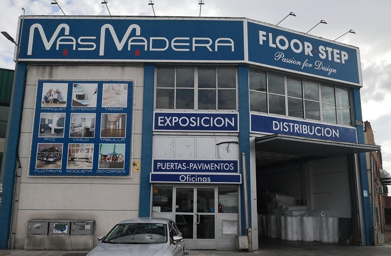 Venta de pavimento y  revestimiento en Madrid