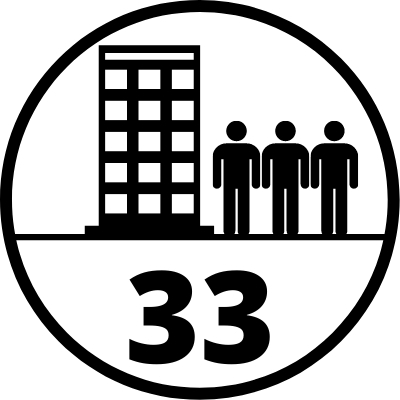 uso 33 / clase 33 - Uso doméstico y comercial intenso