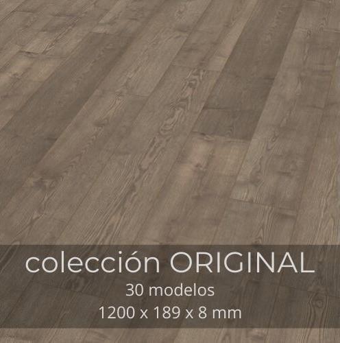 SUELO LAMINADO FINFLOOR COLECCIÓN ORIGINAL AC5 8MM