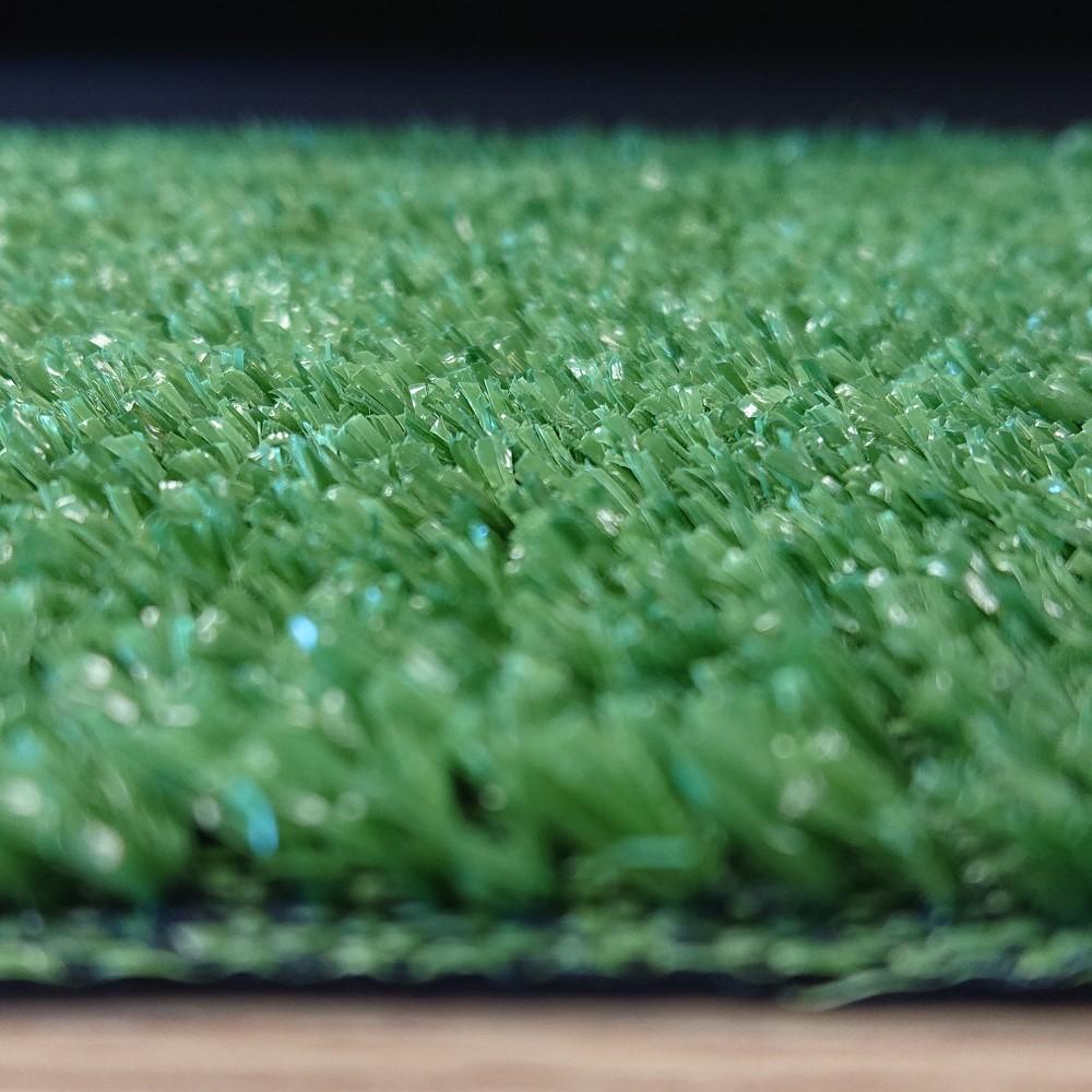 Detalle de césped artificial 7 mm